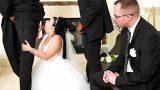 Düğünde Grup Seks Yapan Dolgun Kadın